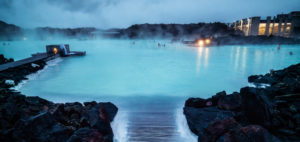 The Blue Lagoon is a unique experience.