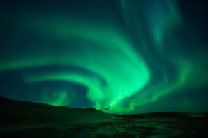 The Northern Lights is one of the biggest reasons people visit Iceland.